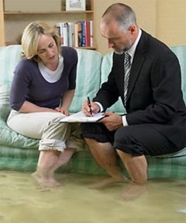 Экспертная оценка ущерба при затоплении помещений