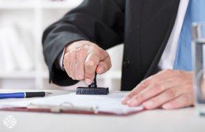 Реестр специальных бланков нотариальных документов