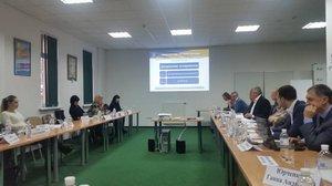 Состоялся круглый стол, посвященный проблемам оценки имущества на оккупированных территориях и в зоне АТО