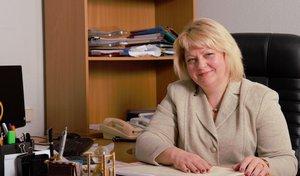 Интервью с заместителем главы Фонда государственного имущества Н. Лебедь